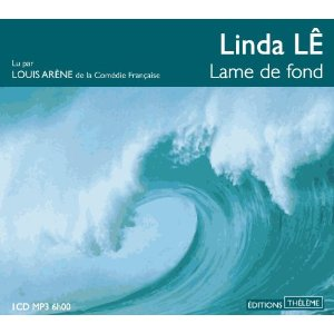 lame de fond audio